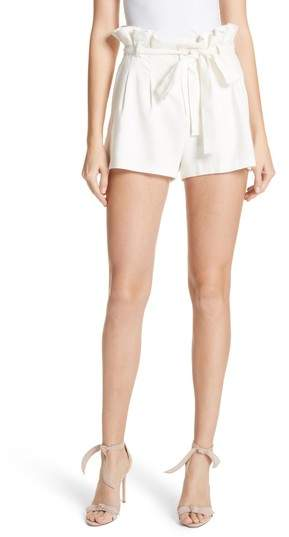 Laurine Paperbag Shorts