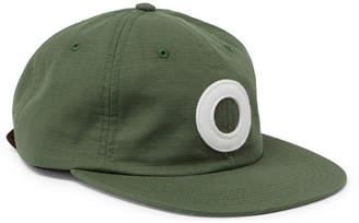 Pop Trading Company Appliquéd Cotton Baseball Cap