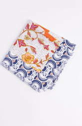Anthropologie Brooke Set of 4 Cotton Napkins