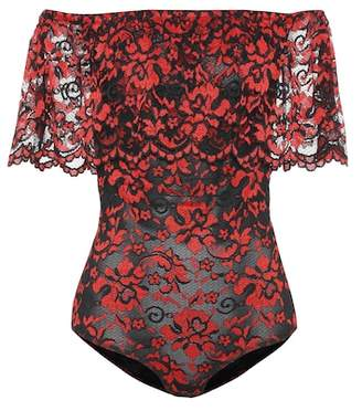 Ganni Exclusive to mytheresa.com – Flynn lace body