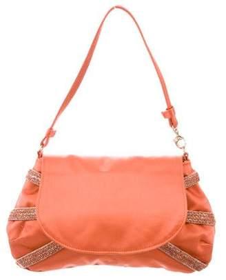 Anya Hindmarch Satin Evening Bag