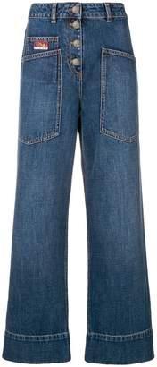 Kenzo wide leg jeans