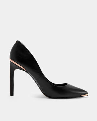 Ted Baker MELNI Straight high heel courts
