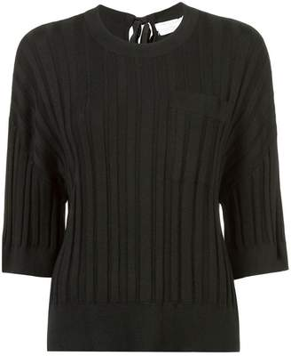 Carolina Herrera rib knit jumper