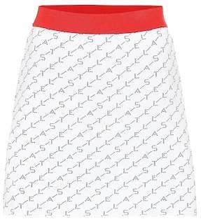 Stella McCartney Stretch jersey miniskirt