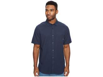 Vans Gidding Short Sleeve Woven Men's Short Sleeve Pullover