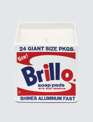 "Ligne Blanche Andy Warhol ""Brillo"" Box Perfumed Candle"