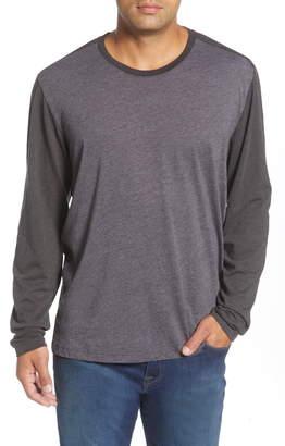 Agave Shoaling Neppy Long Sleeve T-Shirt