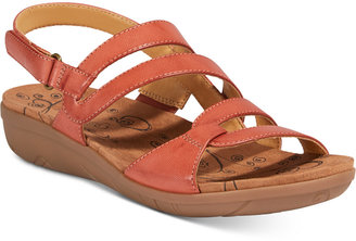 Bare Traps Jerie Wedge Sandals $59 thestylecure.com