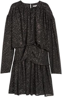 H&M Draped Dress - Black