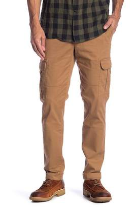 WALLIN & BROS Solid Cargo Pants