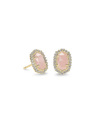 Kendra Scott Cade Stud Earrings in Gold