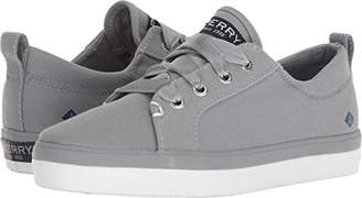 Sperry Girls' Crest Vibe Canvas Sneaker