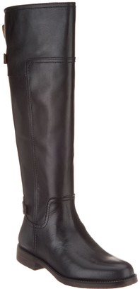 Franco Sarto Suede or Leather Tall Shaft Boots - Capitol