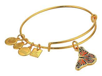 Alex and Ani Charity By Design Monarch Butterfly Bangle