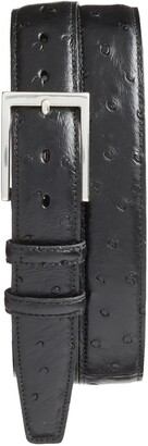 Torino Ostrich Leather Belt