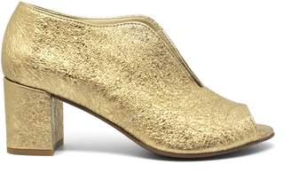 Esska Muted Gold Fink Boot - 37 (4) - Gold