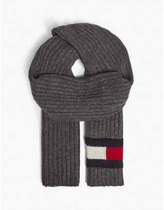 Tommy Hilfiger Th big flag scarf