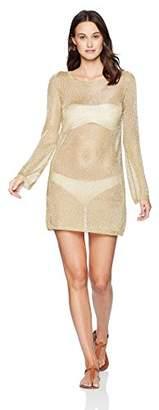 MinkPink Women's Stay en Knit Dress