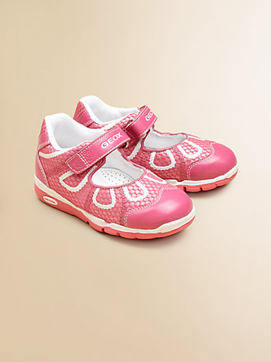 Geox Infant's & Toddler Girl's Mary Jane Sneakers