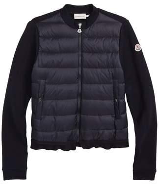 Moncler Hybrid Down Jacket