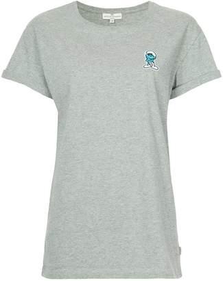 Anya Hindmarch brainy smurf T-shirt