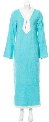 Lisa Marie Fernandez Terry Cloth Dress Cover-Up