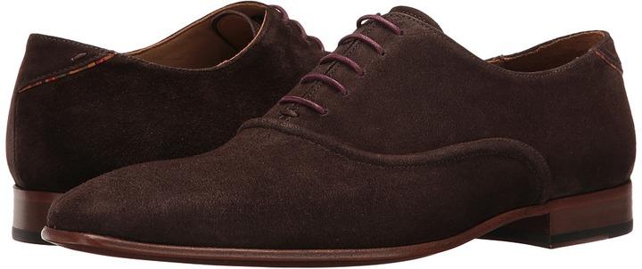 Paul SmithPaul Smith - PS Starling Plain Toe Oxford Men's Plain Toe Shoes