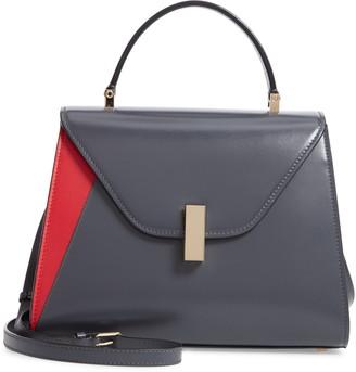 Valextra Iside Medium Top Handle Bag