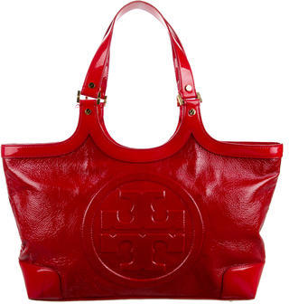 Tory Burch Tory Burch Bombe Leather Tote