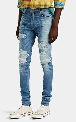 Amiri Men's Mx1 Inset Slim Jeans