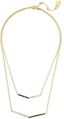 Vince Camuto Double Layered Necklace