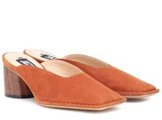 Jacquemus Les mules Sabah leather mules