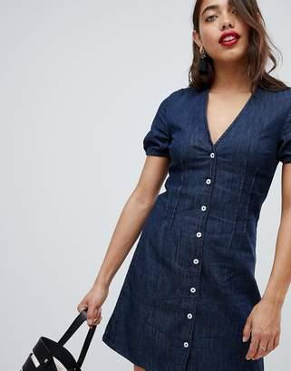 Warehouse Denim Summer Dress