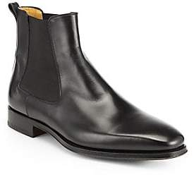Saks Fifth Avenue Men's COLLECTION BY MAGNANNI Leather Chelsea Boots