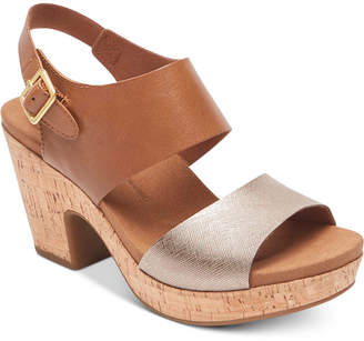 Rockport Vivianne Wedge Sandals Women's Shoes