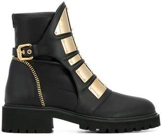 Giuseppe Zanotti Design Regan boots