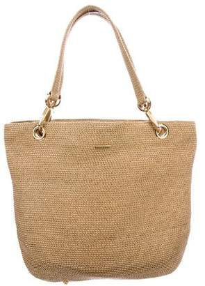 Eric Javits Woven Shoulder Tote