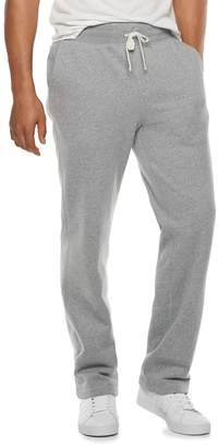 Sonoma Goods For Life Men's SONOMA Goods for Life Supersoft Fleece Open-Hem Pants