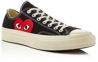 Comme des Garcons x Converse Men's Chuck Taylor Lace Up Sneakers