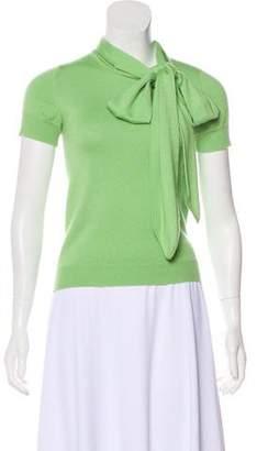 Ralph Lauren Knit Short Sleeve Sweater