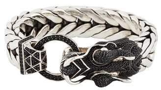 John Hardy Sapphire Legends Naga Bracelet