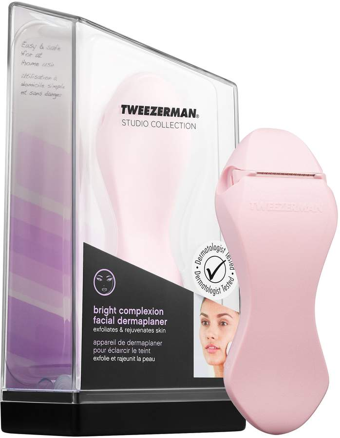 Tweezerman - Bright Complexion Facial Dermaplaner