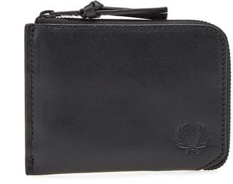 Fred Perry Authentic Contrast Zip Wallet