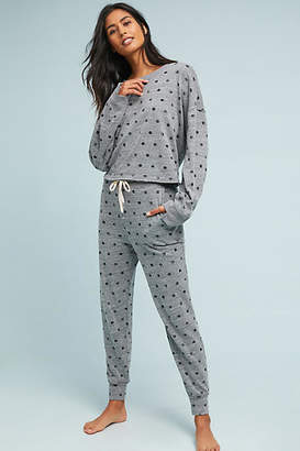 Splendid Dotted Sweatpants