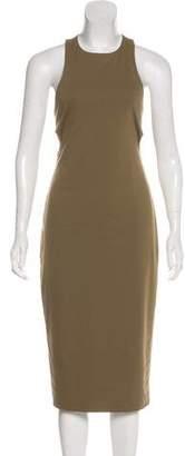 Alexander Wang Midi Sleeveless Dress