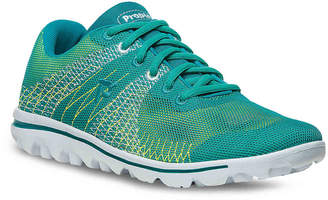 Propet TravelActiv Knit Walking Shoe - Women's