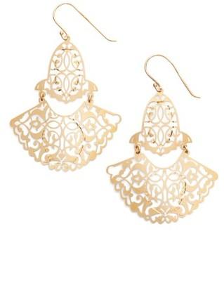 Women's Argento Vivo Chandelier Drop Earrings $88 thestylecure.com