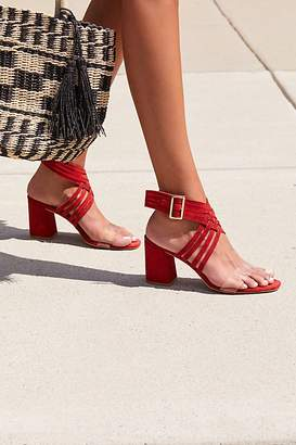 Free People Fp Collection Lina Block Heel