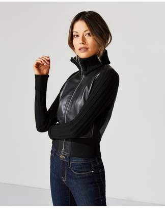 Bailey 44 Bailey/44 9Th Of January Eco-Leather Jacket